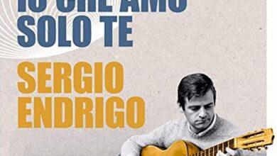Sanremo testo significato Io che amo solo te Sergio Endrigo orietta berti