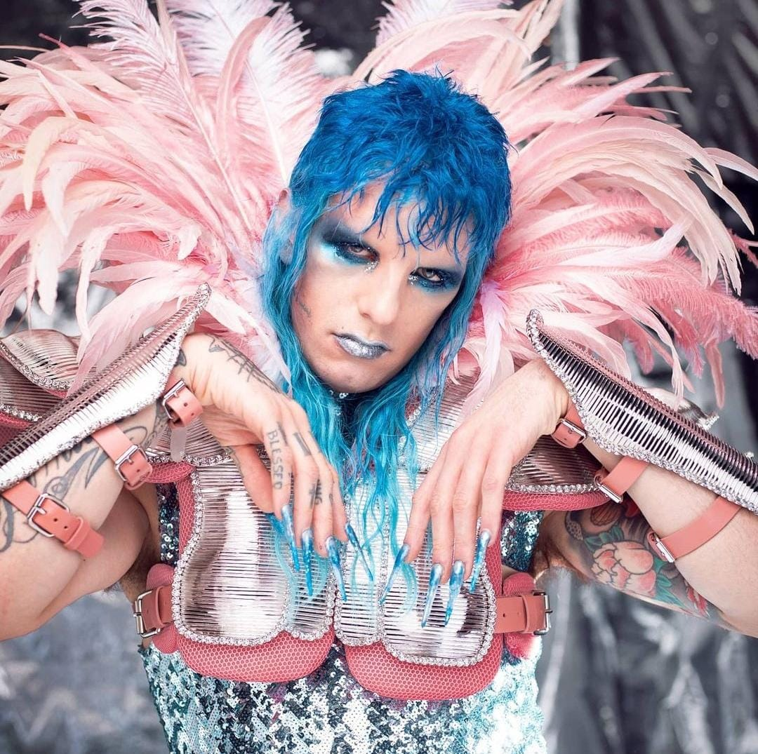 Sanremo 2021, tutti i vestiti di Achille Lauro: le foto più belle