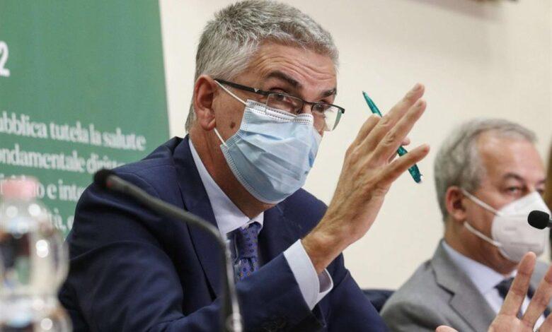 covid-brusaferro-focolai-ospedali-meno-rsa