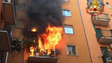 incendio-appartamento-lecco-uomo-addormenta-sigaretta-bocca