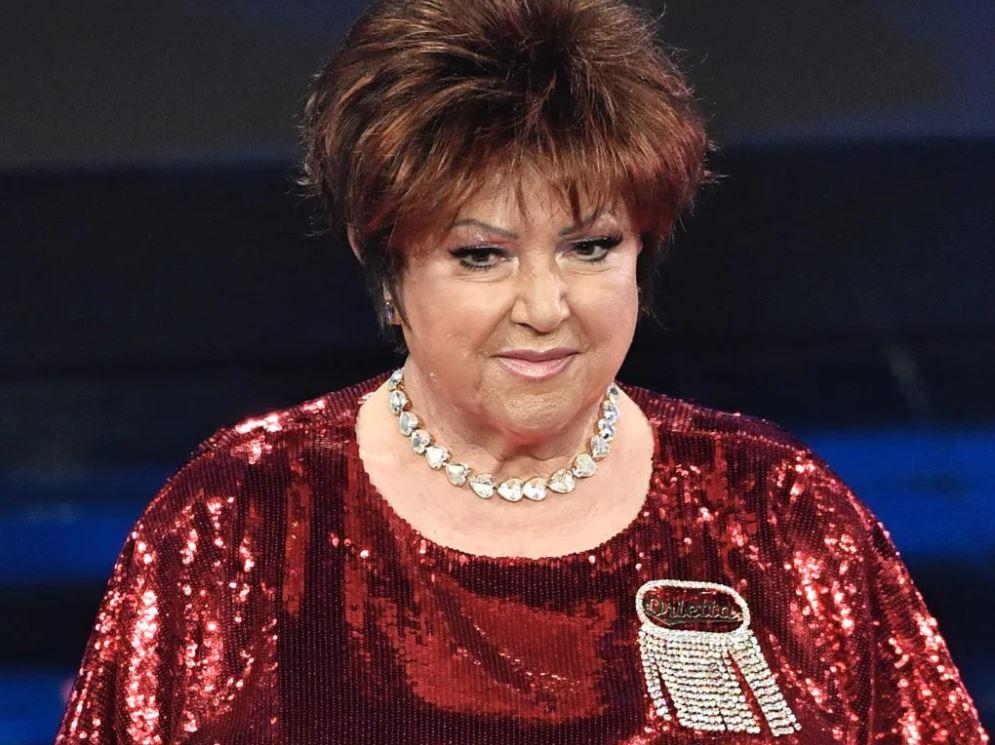 Orietta Berti Sanremo gioielli rapper