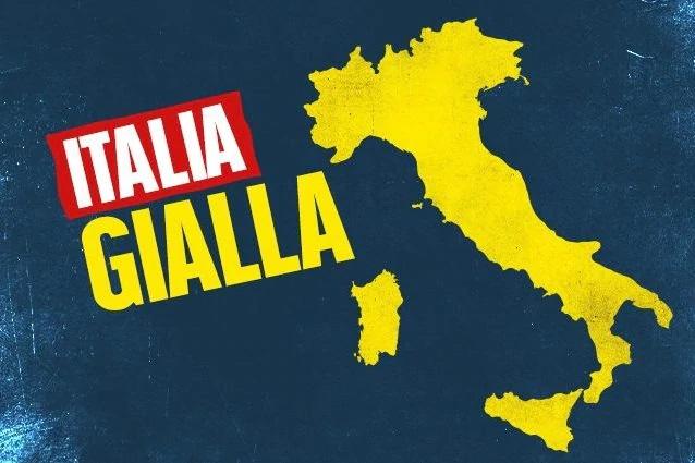 ITALIA-GIALLA