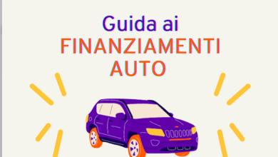 Guida finanziamento auto