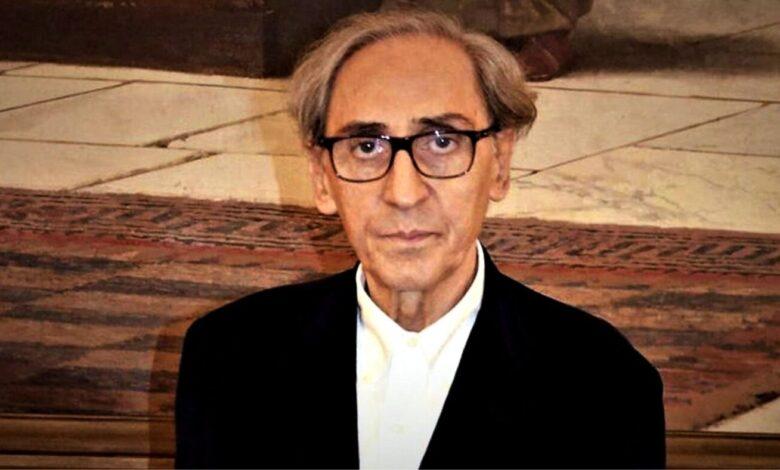Franco Battiato è morto, lutto nel mondo della musica italiana