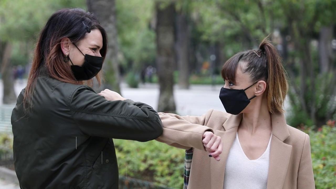 stop obbligo mascherina aperto campania