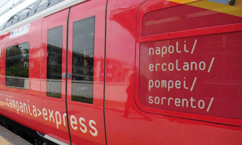 campania express treno orari corse