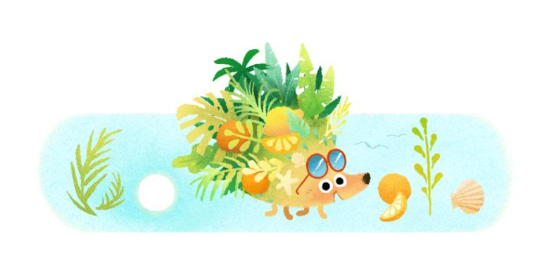 google-doodle-oggi-21-giugno-estate-cosa-significa
