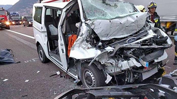 incidente autostrada brennero