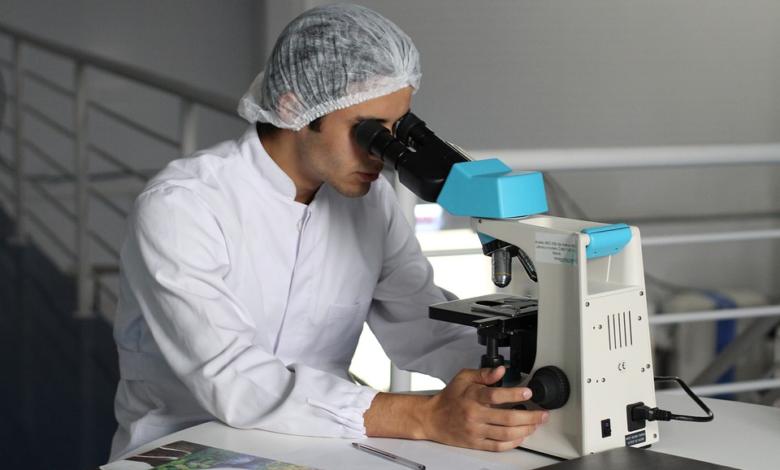 studio microscopio