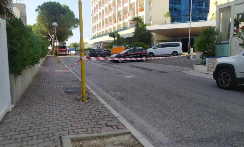 bibione-turista-precipita-morto-hotel-scappava-carabinieri