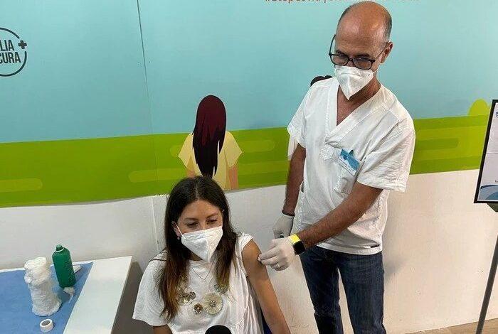 chi è prima vaccinata covid senza puntura