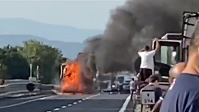 incidente incendio