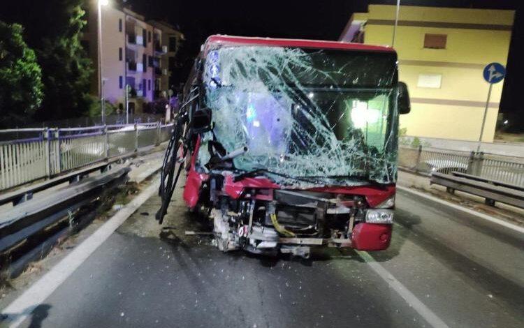 incidente roma bus