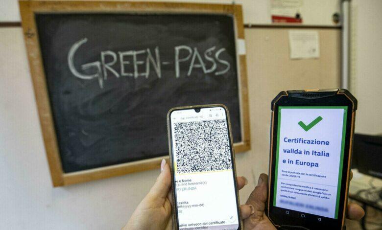 green-pass-mascherine-scuola-primo-test-bolzano