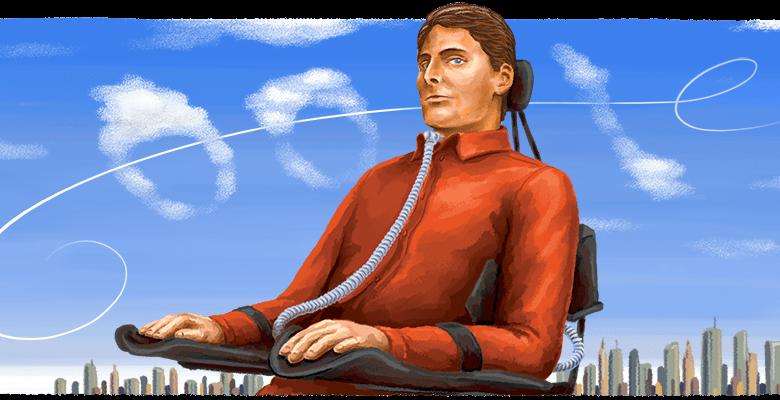google-doodle-christopher-reeve-superman