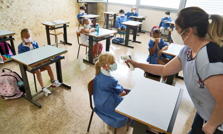 Covid e scuola, in arrivo nuove misure per la quarantena